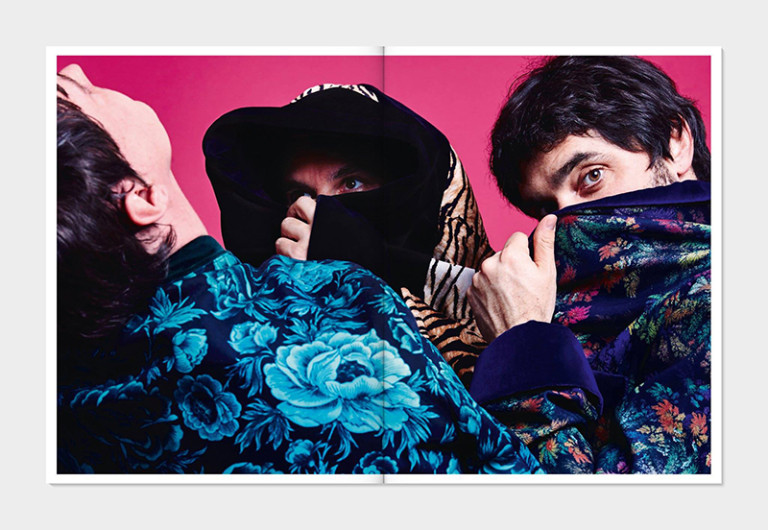 ELLA JOSEPHINE EBSEN Spex Magazin Nr° 366  »Animal Collective «