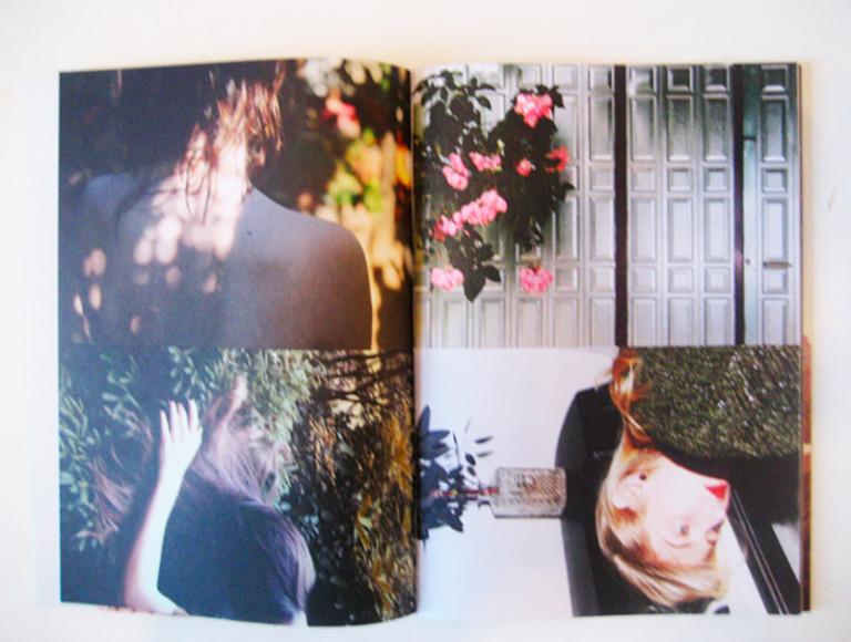 ELLA JOSEPHINE EBSEN Wald Magazin Nr° 4